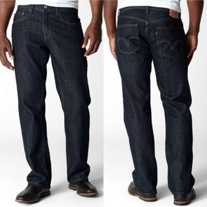 Levi's 559 Relaxed Straight Jeans Size 38x30 NWT
